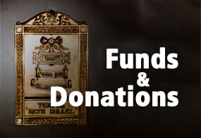 Funds & Donations